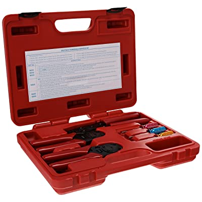 Tool Aid S&G 18650 Deutsch Terminal Service Kit: Automotive