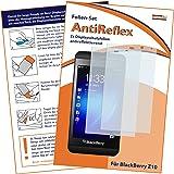 2 x mumbi Displayschutzfolie BlackBerry Z10 Schutzfolie AntiReflex antireflektierend