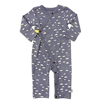 a8c0441a3 Amazon.com   Finn + Emma Organic Cotton Coverall Jumpsuit for Baby ...