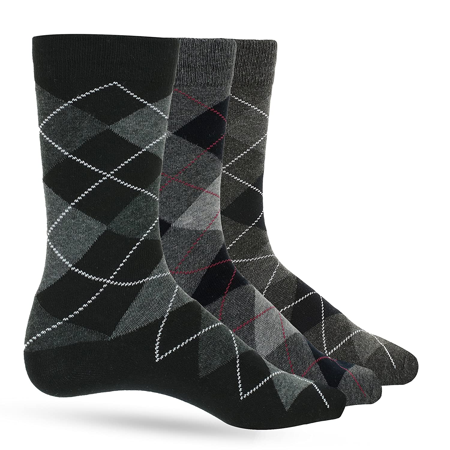 45680f668bcd PREMIUM MENS ARGYLE DRESS SOCKS are a classic favorite. They are soft,  thick, very fashionable, and make your feet feel wonderful. They go well  with jeans, ...