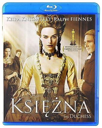 Duchess, The Blu-Ray Region B IMPORT No hay versión española ...
