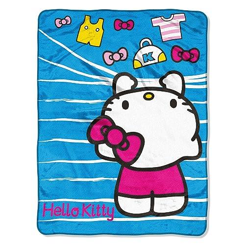 Hello Kitty Cuddle Pillow: Hello Kitty Bedding