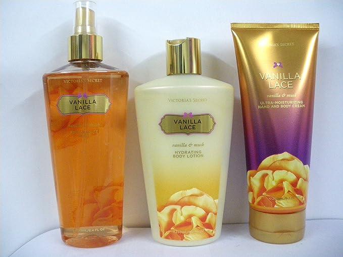 Secret Vanilla Lace Body Splash