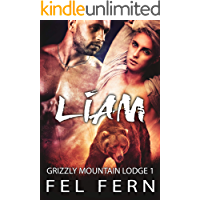 Liam: A MM Mpreg Shifter Romance (Grizzly Mountain Lodge Book 1) book cover