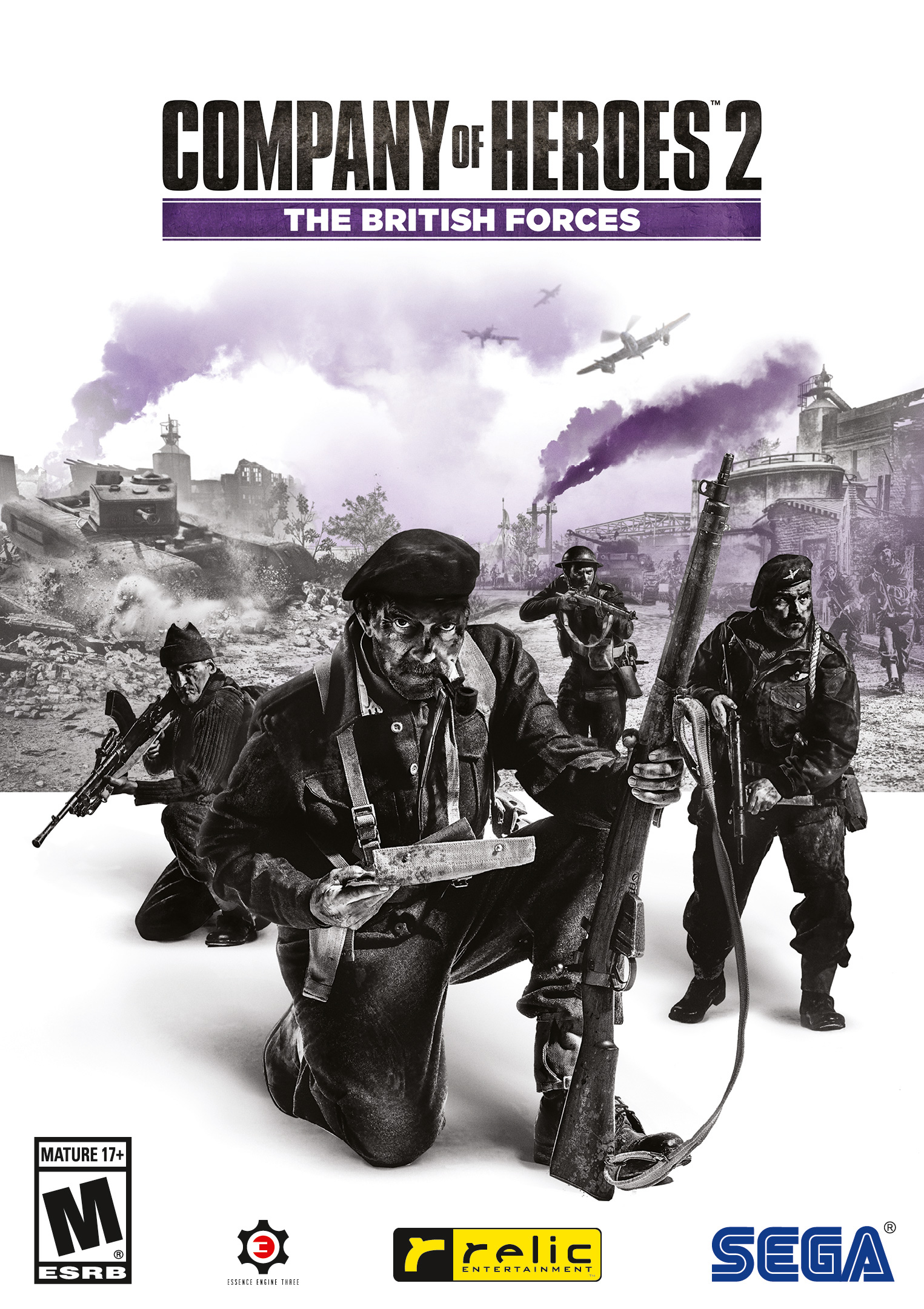 (Company of Heroes 2 - The British Forces [Online Game Code])