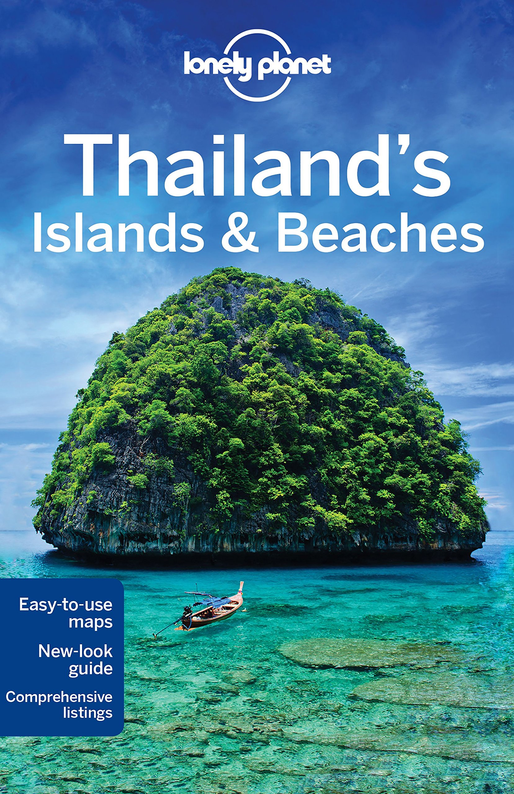 Lonely Planet Thailands Islands Beaches product image