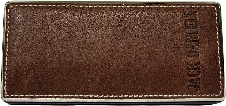 Jack Daniels. - Funda de gafas - para hombre marrón marrón Talla única: Amazon.es: Ropa y accesorios