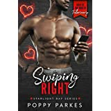 Swiping Right: Man of the Month Club - February (Starlight Bay Book 2)