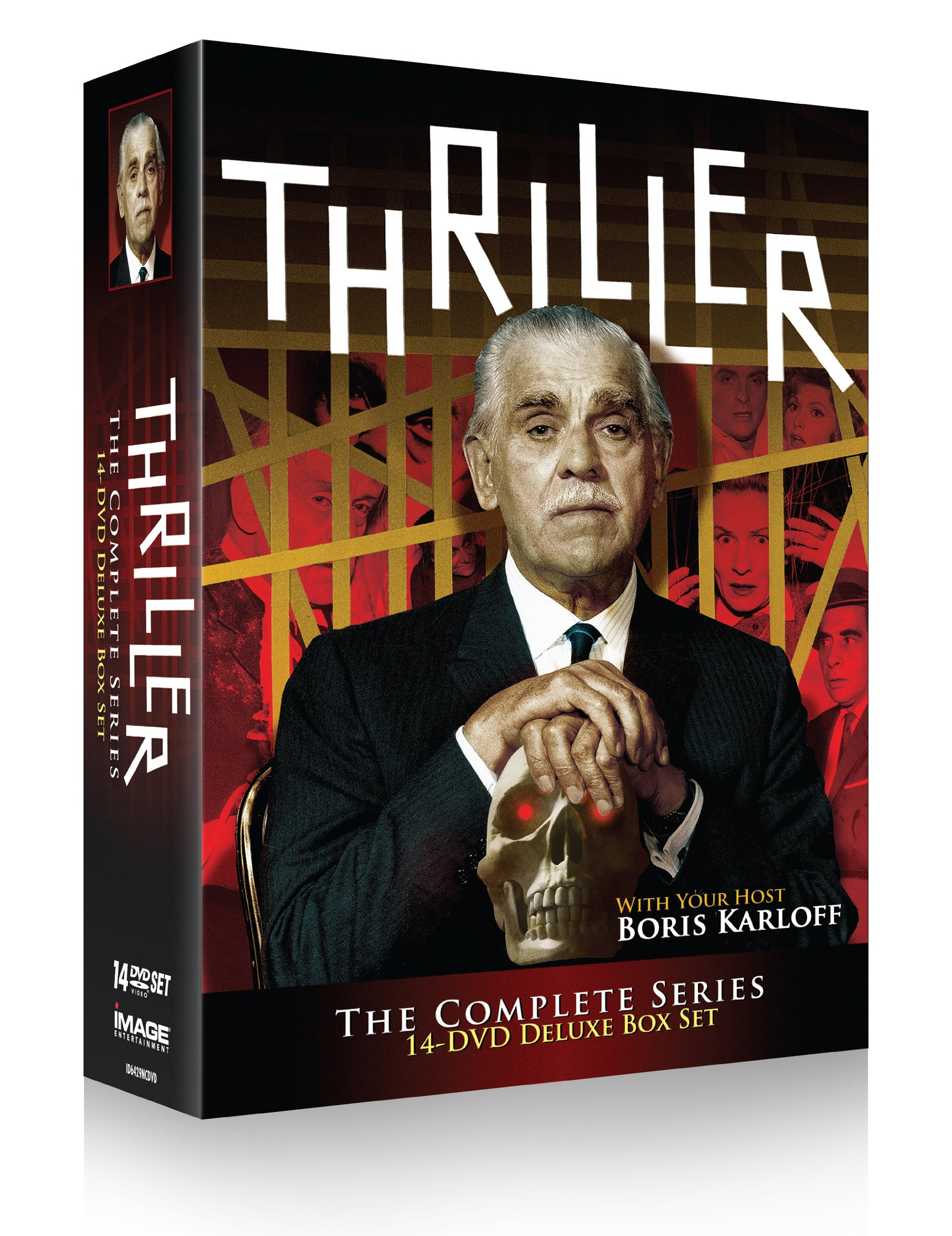 Thriller: The Complete Series by Image Entertainment