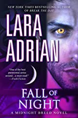 Fall of Night: A Midnight Breed Novel Kindle Edition