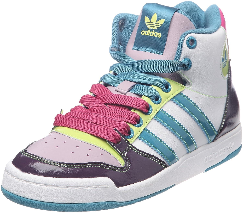 check out 54bde e0aca Adidas Midiru Court Mid W, Damen Turnschuhe Amazon.de Schuhe  Handtaschen
