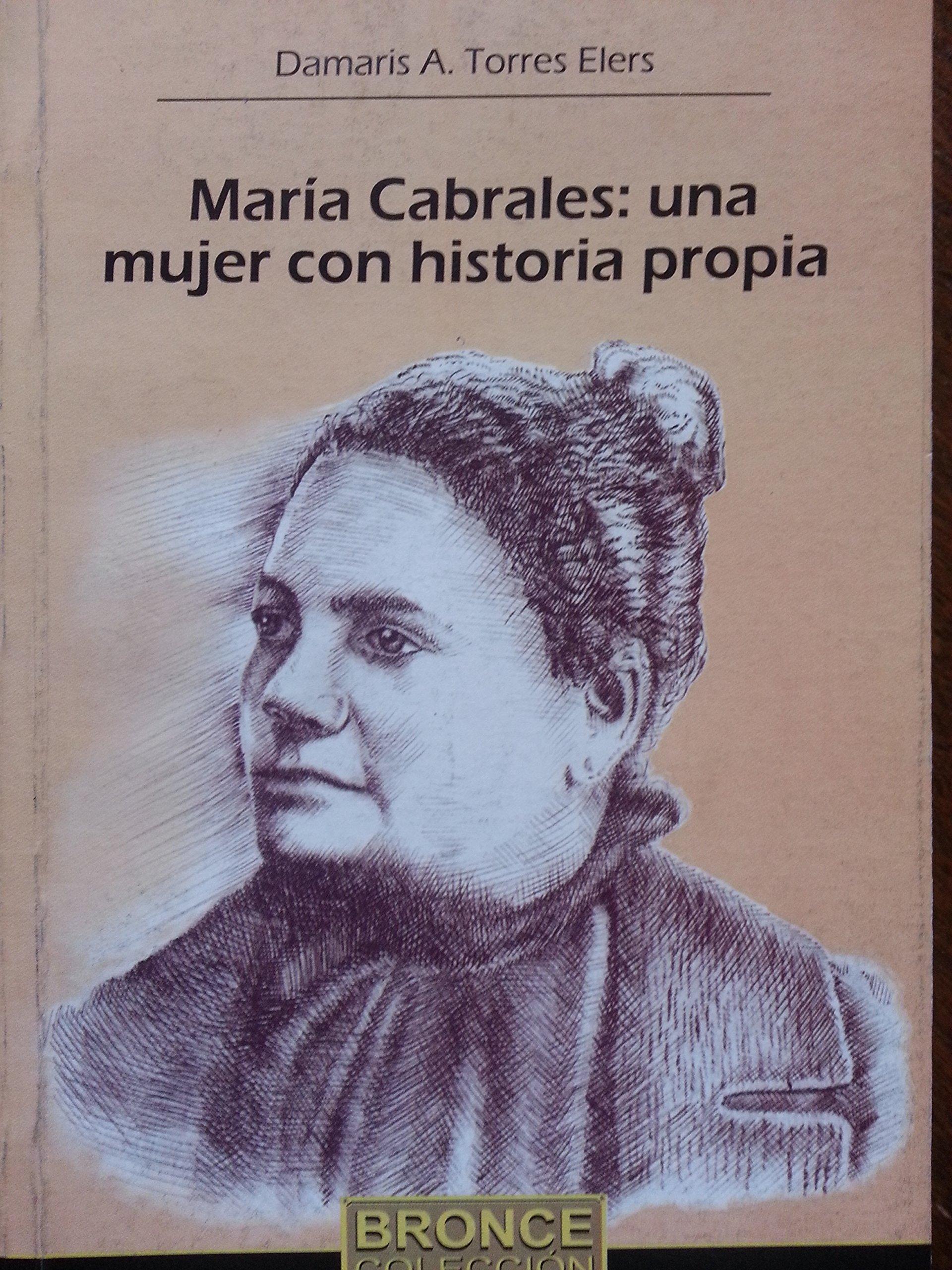 maria cabrales.una mujer con historia propia.biografia. PDF