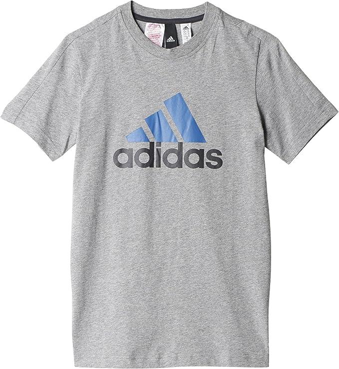 adidas Yb Logo tee - Camiseta Niños: Amazon.es: Ropa y accesorios