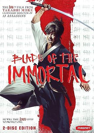 Blade Of The Immortal Edizione: Stati Uniti Italia DVD ...