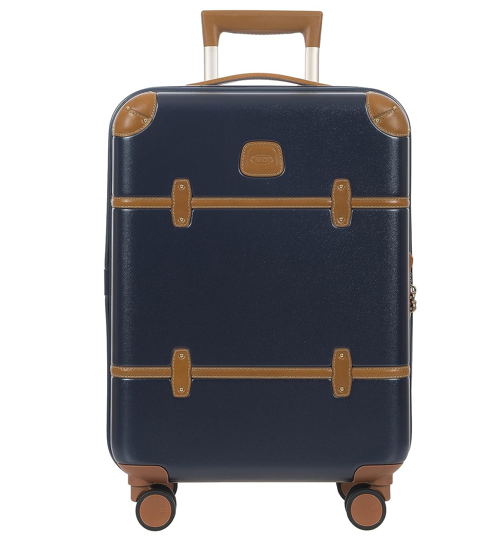 [ブリックス] スーツケース BELLAGIO ベラージオ 36L 2.6kg 機内持込可 機内持込可 保証付 36L 55cm 2.6kg BBG28301 B01KM6LI8Yブルー