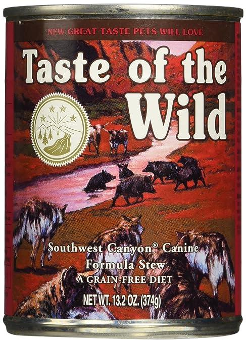 Taste of the Wild - Taste of the Wild Southwest Canyon - 952 ...