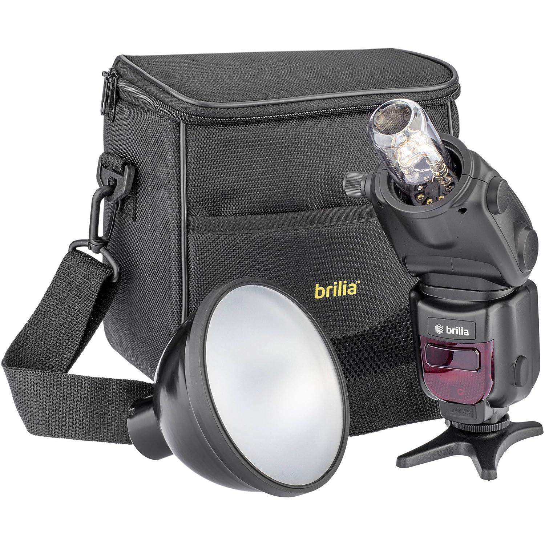 brilia bb-110 N bare-bulb TTLフラッシュfor Nikonカメラ   B01GSIG0VK