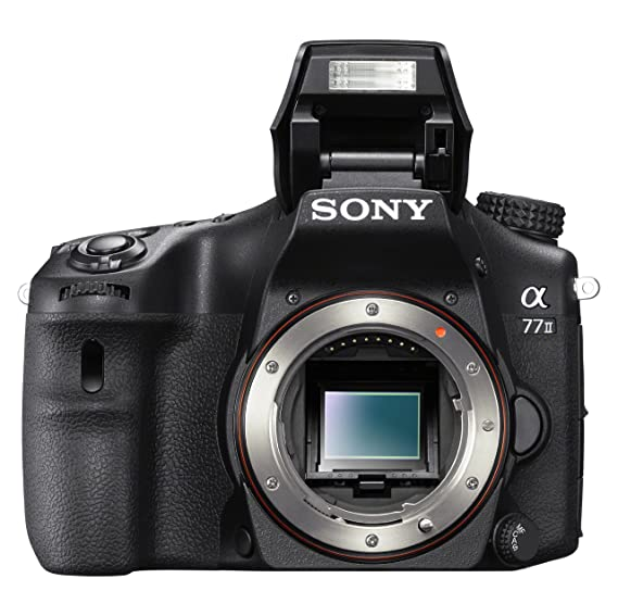 Sony Alpha 77 II - Cámara réflex Digital de 24.3 MP (Pantalla de 3 ...