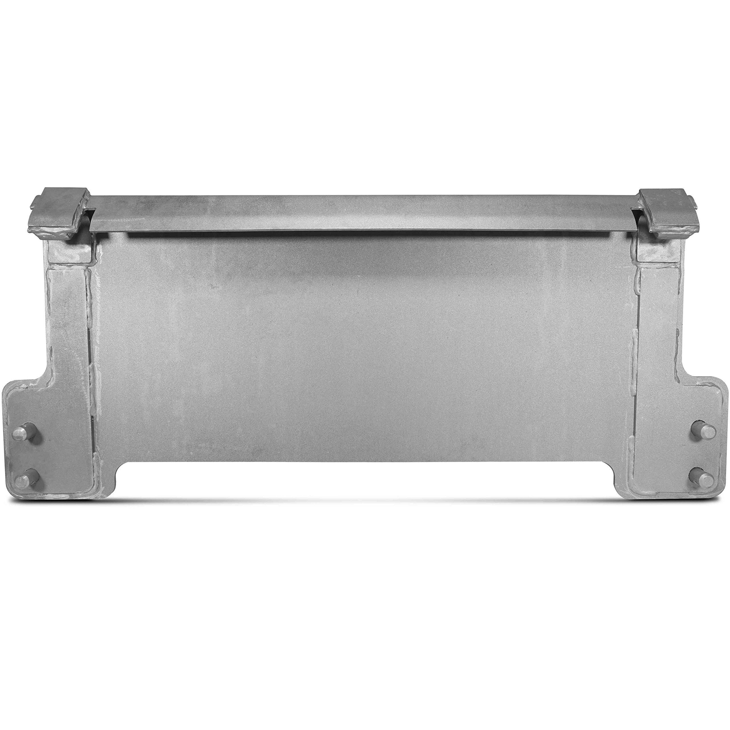 Titan Quick Tach Mount Plate fits John Deere Front Loader Tractor Loader Weld by Titan Attachments