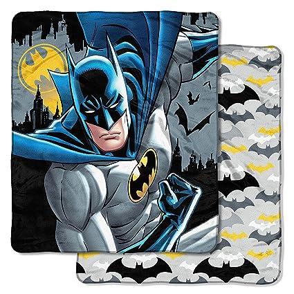 """48672ea7fd Amazon.com  Nortwest Warner Bros.  Batman """"To The Rescue"""" Double ..."""