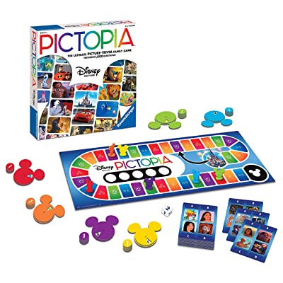 Pictopia-Family Trivia Game: Disney Edition: Toys & Games