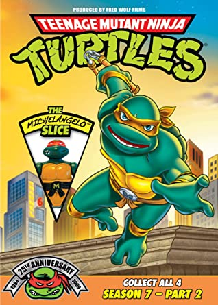 Amazon.com: Teenage Mutant Ninja Turtles: Season 7, Pt. 2 ...