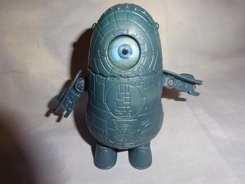 Mcdonald S Monsters Vs Aliens Robot Released Amazon Co Uk Toys Games