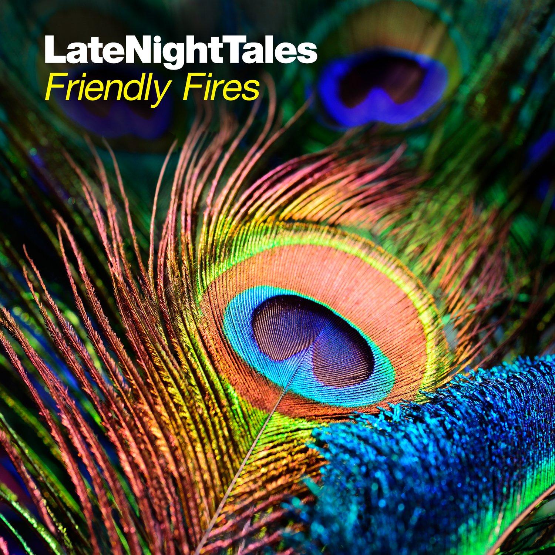 Vinilo : Friendly Fires - Late Night Tales (Gatefold LP Jacket, 180 Gram Vinyl, Black, Digital Download Card, 2PC)