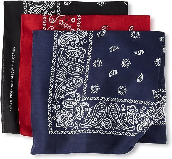 Levi's Cotton Bandanas (3 pack)