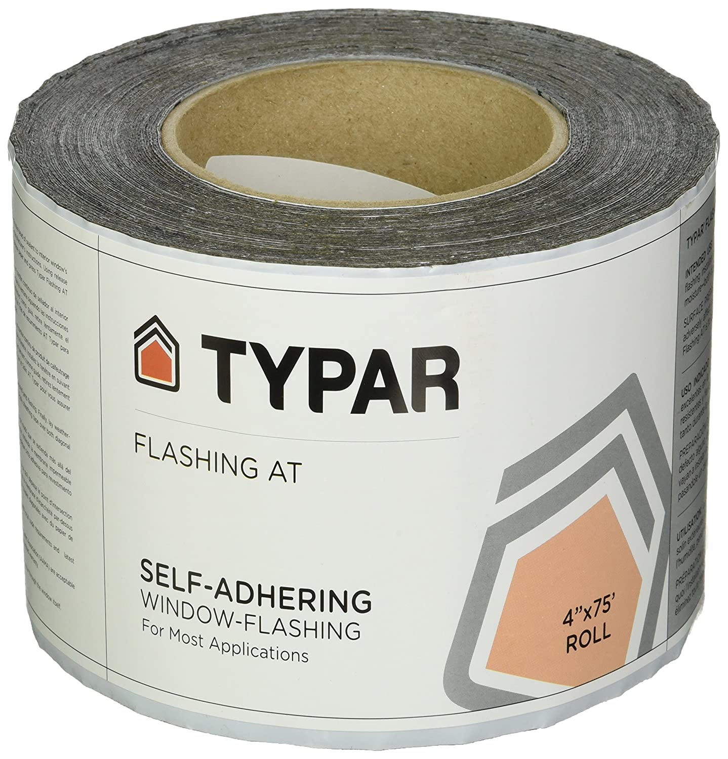 Typar All Temperature Maximum Adhesion Window Flashing 6in x75ft Roll  NEW
