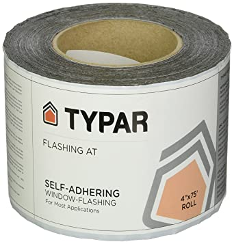 Typar Self-Adhering AT All Temperature Door and Window Flashing Tape -  4
