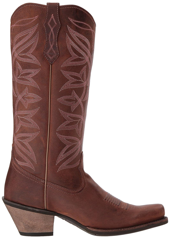 Ariat Women's Sheridan Western Boot B076MFK697 11 M US Sassy Brown