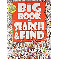 The Big Book of Search & Find-Over 1000 Fun Things to Search & Find