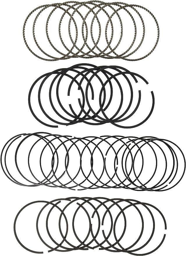 Hastings 5792S Single Cylinder Piston Ring Set