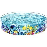 Bestway Fill 'N Fun Fixbecken Clownfish, 183x38 cm