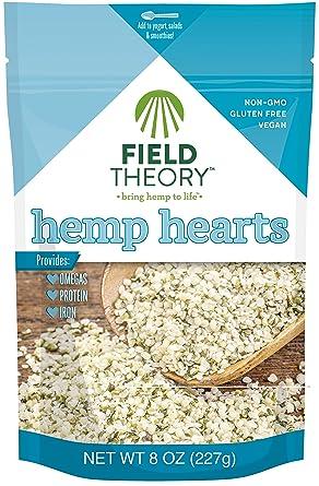 Semillas de cáñamo de Teoría de Campo: Amazon.com: Grocery ...