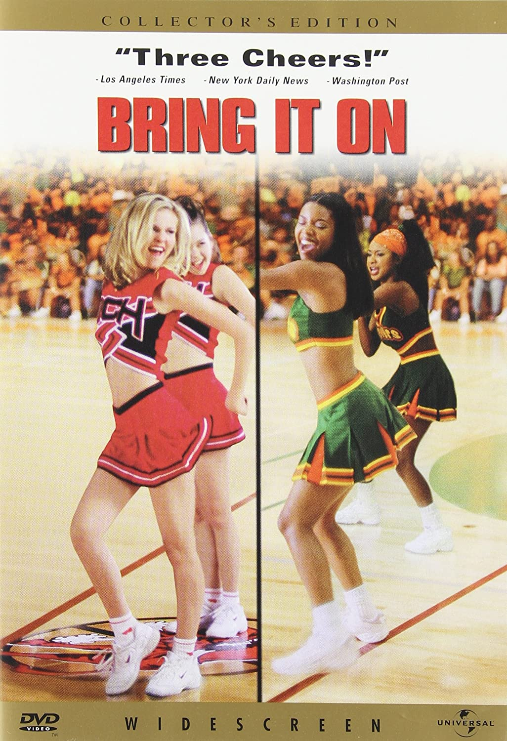 Bring It on [USA] [DVD]: Amazon.es: Cine y Series TV