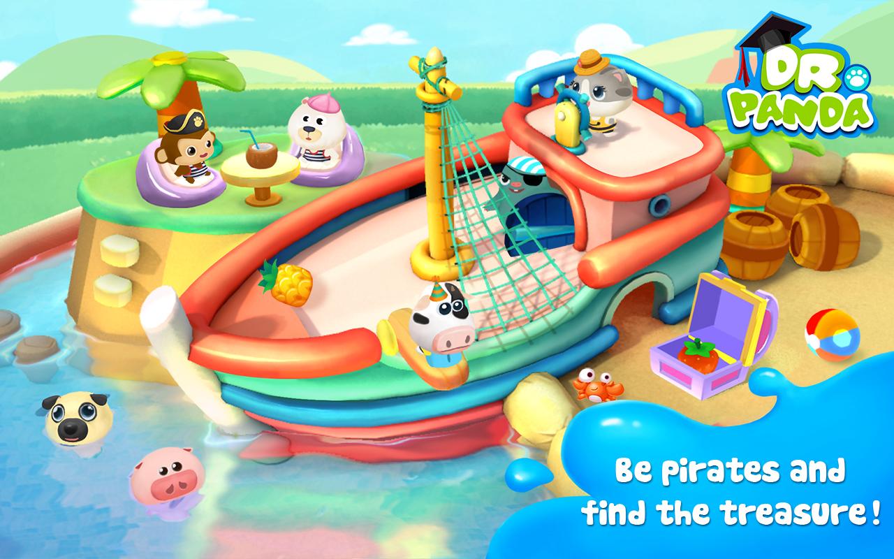 Dr. Panda\'s Swimming Pool - com.tribeplay.swimmingpool < Education ...