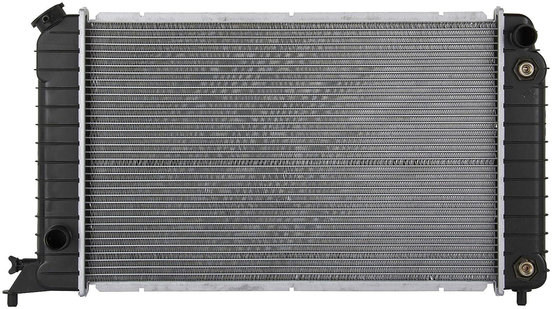 Spectra Premium CU1531 Complete Radiator CU1531SPI