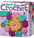 4M - Crochet Art, juego de creatividad (004M2737)