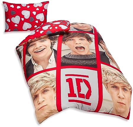 Copripiumino Singolo One Direction.Copri Piumone Copripiumino Singolo Reversibile One Direction