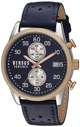 Montre Homme-Versus by Versace-S66080016  Amazon.fr  Montres f3ee9d97349