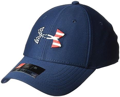 e55152a028b Amazon.com  Under Armour Freedom Blitzing Cap  Sports   Outdoors