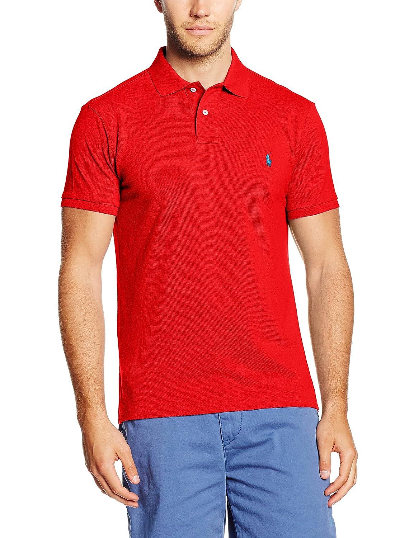Polo Ralph Lauren Herren Poloshirt Ss Kc Cmfit Ppc