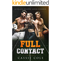 Full Contact: A College Reverse Harem Romance (English Edition)