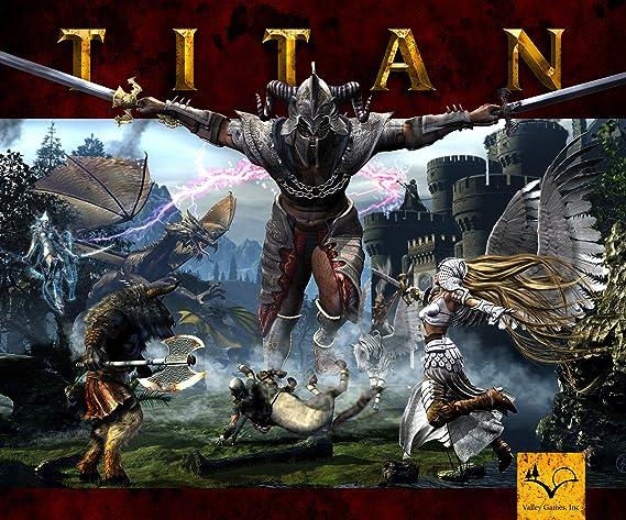 Amazoncom Valley Games Titan Toys Games
