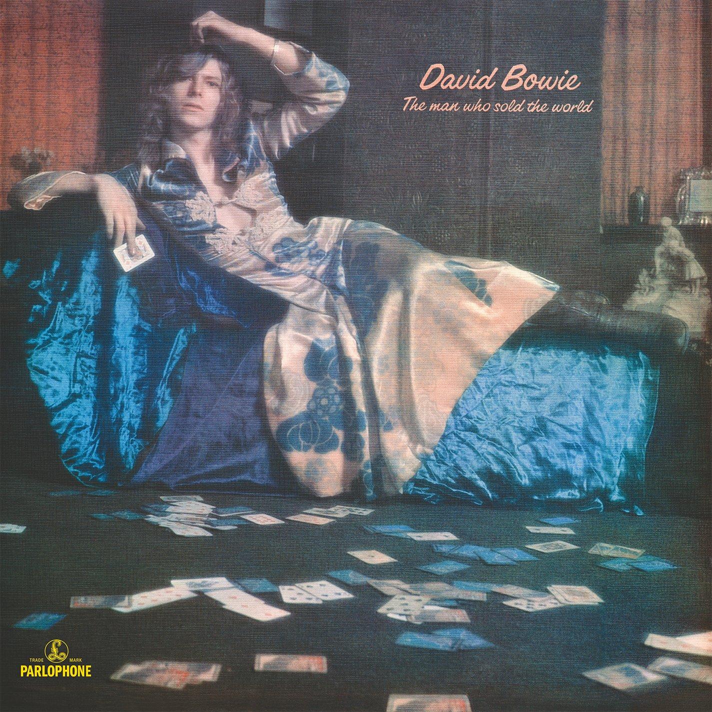 Vinilo : David Bowie - The Man Who Sold the World (180 Gram Vinyl)
