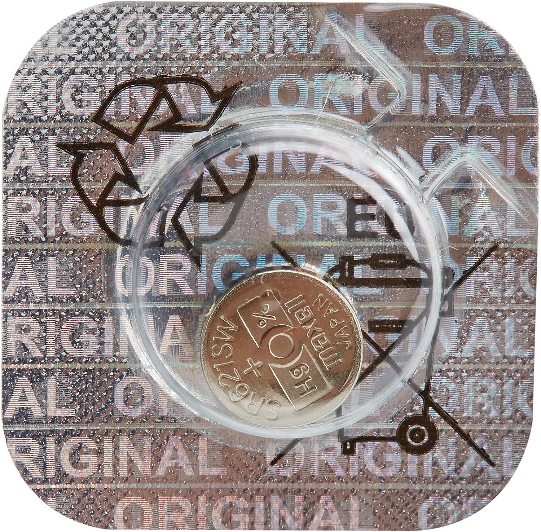 Maxell 364 Uhrenbatterie Sr621sw Elektronik