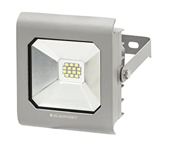 BLAUPUNKT Focos led exterior Series Diamante 10W 6500K Blanco Frío Profesional - Ultra Durable Impermeable –