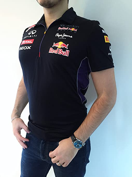 Pepe Jeans Red Bull Racing-Polo Oficial para Hombre, Talla M ...